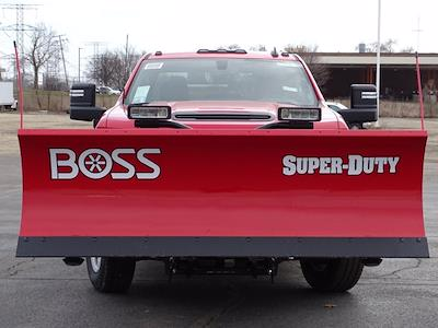 2021 Chevrolet Silverado 2500 Double Cab 4x4, BOSS Snowplow Pickup #3210367 - photo 5