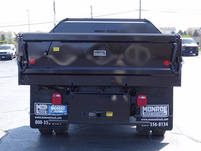 2021 Chevrolet Silverado 3500 Crew Cab AWD, Dump Body #3210382 - photo 12