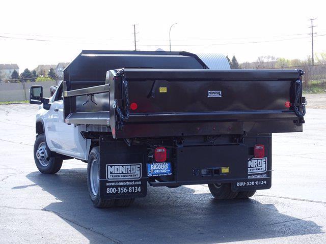 2021 Chevrolet Silverado 3500 Crew Cab AWD, Dump Body #3210382 - photo 13