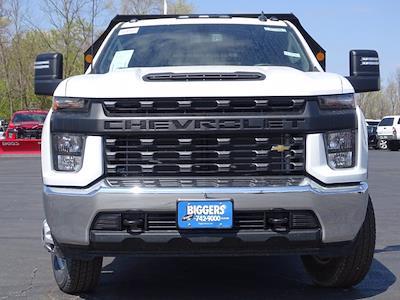 2021 Chevrolet Silverado 3500 Crew Cab AWD, Dump Body #3210382 - photo 5