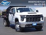 2021 Chevrolet Silverado 3500 Crew Cab AWD, Dump Body #3210382 - photo 1