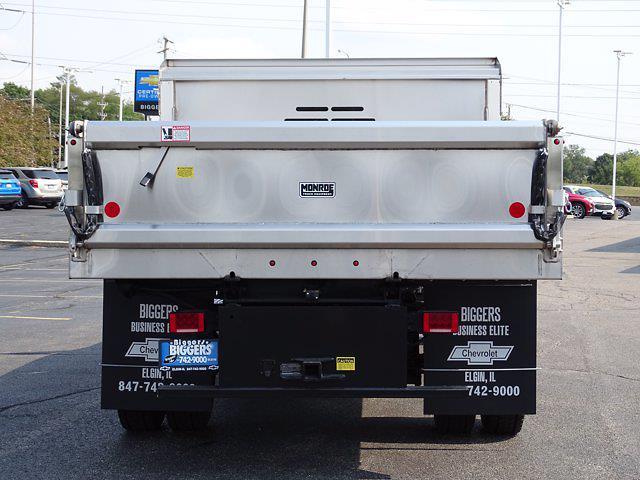 2021 Silverado Medium Duty Crew Cab DRW 4x4,  Dump Body #3210406 - photo 15
