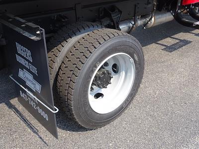 2021 Silverado Medium Duty Crew Cab DRW 4x4,  Dump Body #3210406 - photo 12