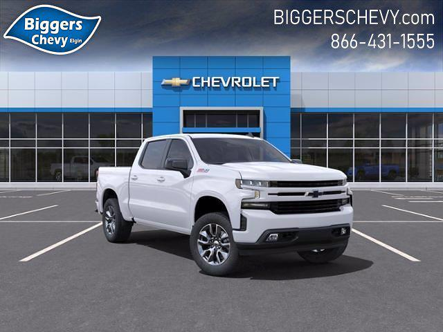 2021 Chevrolet Silverado 1500 Crew Cab 4x4, Pickup #3210409 - photo 1