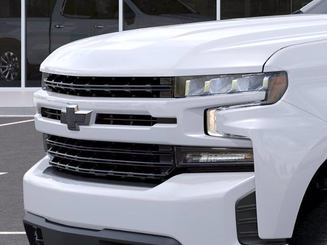 2021 Chevrolet Silverado 1500 Crew Cab 4x4, Pickup #3210409 - photo 11