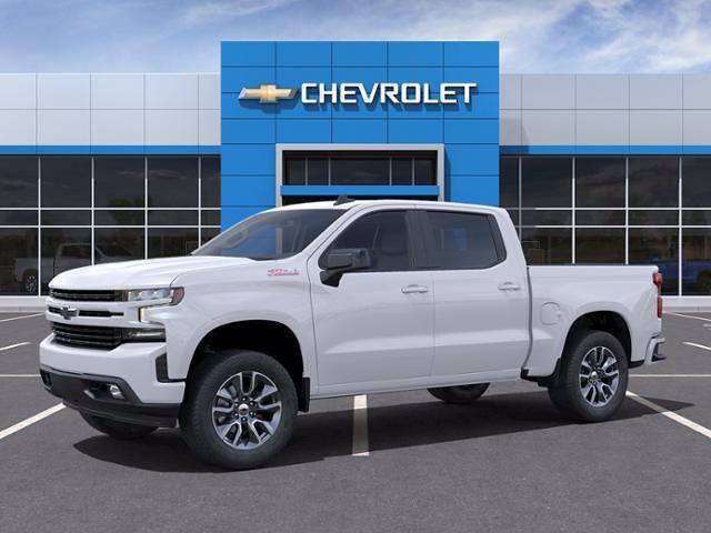 2021 Chevrolet Silverado 1500 Crew Cab 4x4, Pickup #3210409 - photo 3
