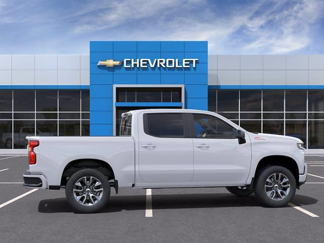 2021 Chevrolet Silverado 1500 Crew Cab 4x4, Pickup #3210409 - photo 5