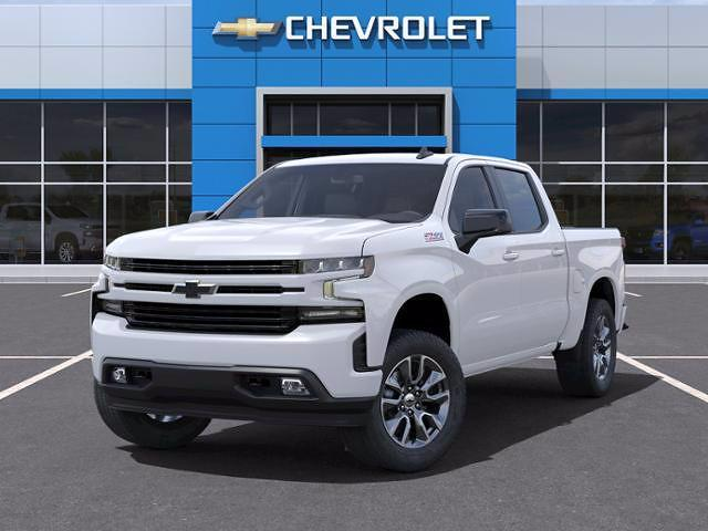 2021 Chevrolet Silverado 1500 Crew Cab 4x4, Pickup #3210409 - photo 6