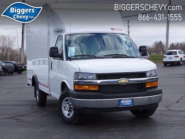 2021 Chevrolet Express 3500 4x2, Morgan Cutaway Van #3210412 - photo 1