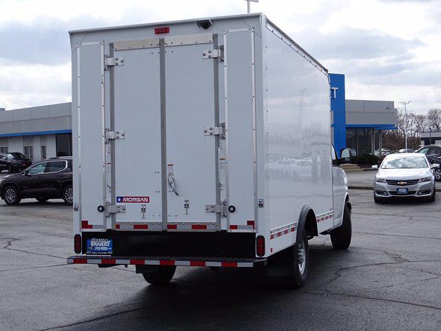 2021 Chevrolet Express 3500 4x2, Morgan Cutaway Van #3210412 - photo 2