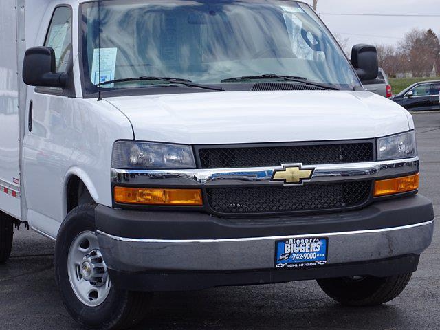 2021 Chevrolet Express 3500 4x2, Morgan Cutaway Van #3210412 - photo 3