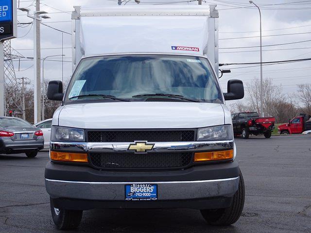 2021 Chevrolet Express 3500 4x2, Morgan Cutaway Van #3210412 - photo 5