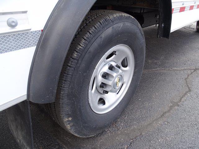2021 Chevrolet Express 3500 4x2, Morgan Cutaway Van #3210412 - photo 9