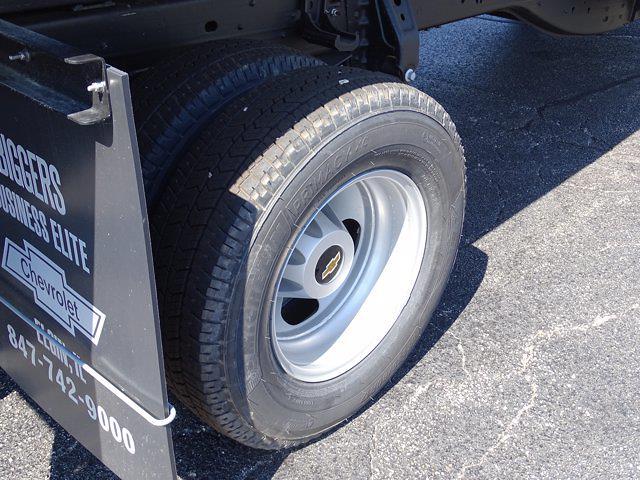 2021 Silverado 3500 Regular Cab AWD,  Monroe Truck Equipment MTE-Zee Dump Body #3210436 - photo 9
