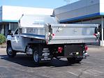 2021 Silverado 3500 Regular Cab AWD,  Monroe Truck Equipment MTE-Zee Dump Body #3210436 - photo 11