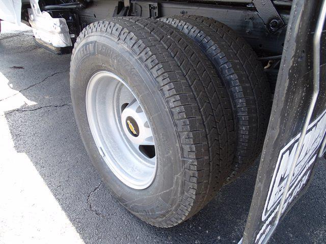 2021 Chevrolet Silverado 3500 Regular Cab AWD, Monroe MTE-Zee Dump Body #3210437 - photo 9