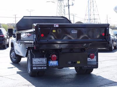 2021 Chevrolet Silverado 3500 Regular Cab AWD, Monroe MTE-Zee Dump Body #3210437 - photo 11