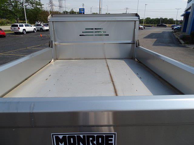 2021 Silverado Medium Duty Regular Cab DRW 4x2,  Monroe Truck Equipment MTE-Zee Dump Body #3210516 - photo 11