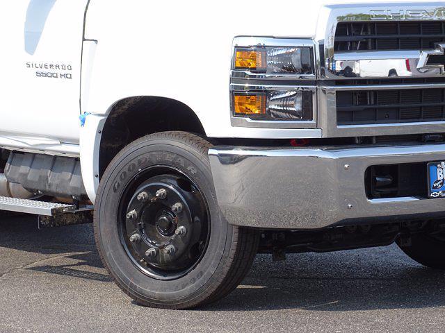 2021 Silverado Medium Duty Regular Cab DRW 4x2,  Monroe Truck Equipment MTE-Zee Dump Body #3210516 - photo 4