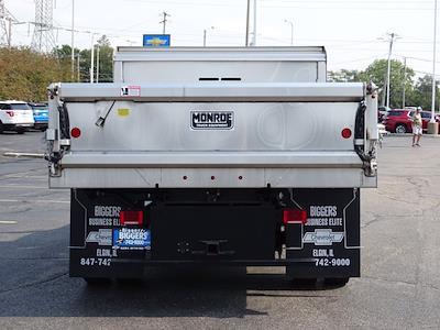 2021 Silverado Medium Duty Regular Cab DRW 4x2,  Monroe Truck Equipment MTE-Zee Dump Body #3210516 - photo 13