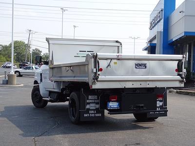 2021 Silverado Medium Duty Regular Cab DRW 4x2,  Monroe Truck Equipment MTE-Zee Dump Body #3210516 - photo 2