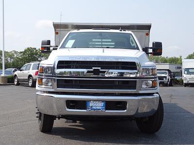 2021 Silverado Medium Duty Regular Cab DRW 4x2,  Monroe Truck Equipment MTE-Zee Dump Body #3210516 - photo 5