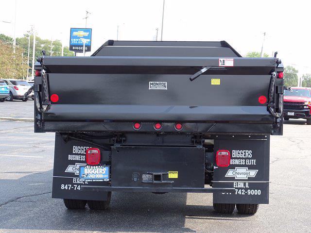 2021 Silverado 3500 Regular Cab AWD,  Crysteel E-Tipper Dump Body #3210546 - photo 11