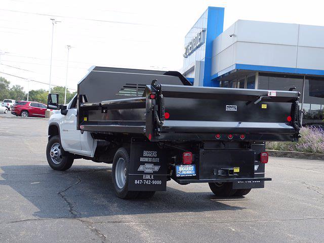 2021 Silverado 3500 Regular Cab AWD,  Crysteel E-Tipper Dump Body #3210546 - photo 12