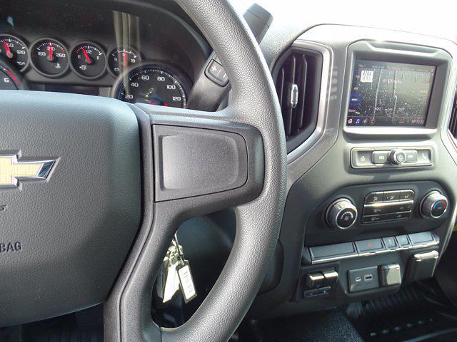 2021 Silverado 3500 Regular Cab AWD,  Crysteel E-Tipper Dump Body #3210546 - photo 19