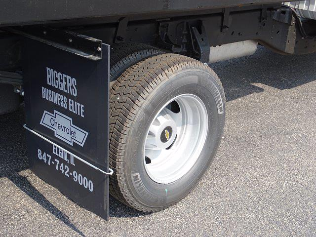 2021 Silverado 3500 Regular Cab AWD,  Crysteel E-Tipper Dump Body #3210546 - photo 9