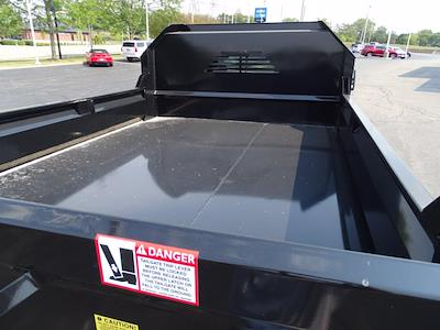 2021 Silverado 3500 Regular Cab AWD,  Crysteel E-Tipper Dump Body #3210546 - photo 10