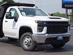 2021 Silverado 3500 Regular Cab AWD,  Crysteel E-Tipper Dump Body #3210546 - photo 3