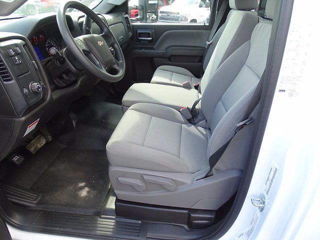 2021 Silverado Medium Duty Regular Cab DRW 4x2,  Monroe Truck Equipment Work-A-Hauler II Stake Bed #3210563 - photo 14