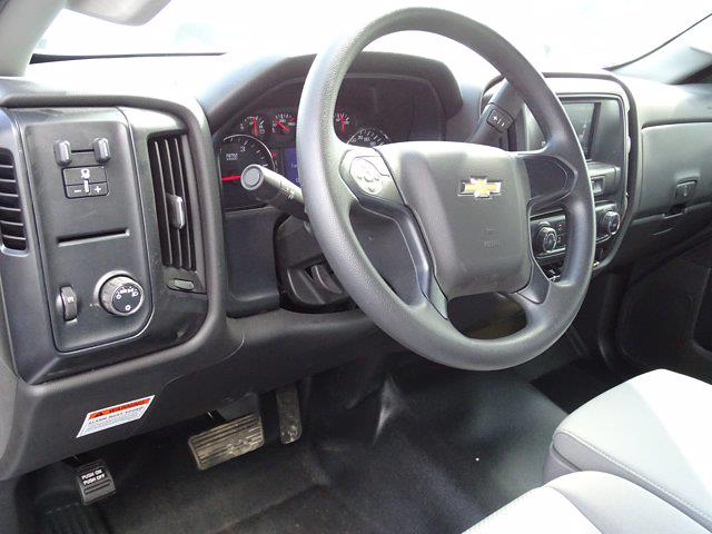 2021 Silverado Medium Duty Regular Cab DRW 4x2,  Monroe Truck Equipment Work-A-Hauler II Stake Bed #3210563 - photo 15