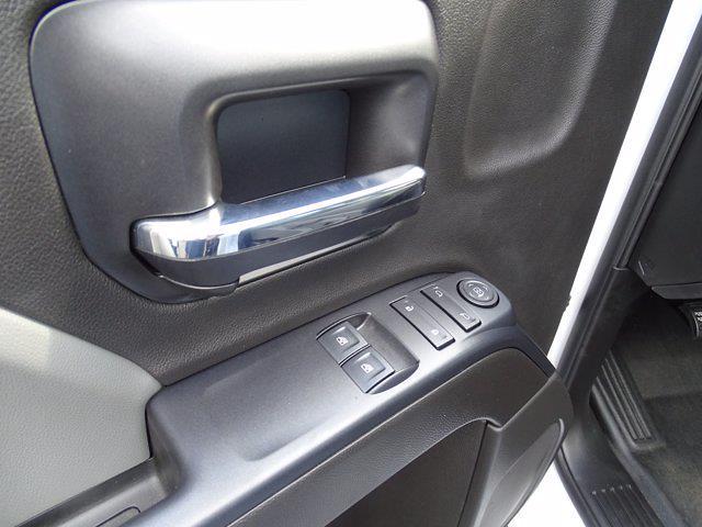 2021 Silverado Medium Duty Regular Cab DRW 4x2,  Monroe Truck Equipment Work-A-Hauler II Stake Bed #3210563 - photo 17