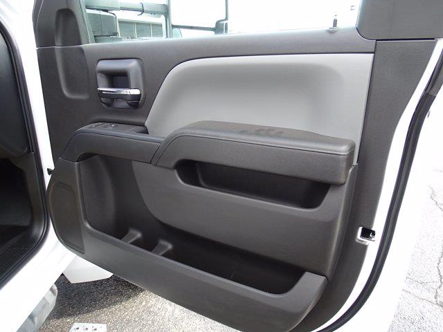 2021 Silverado Medium Duty Regular Cab DRW 4x2,  Monroe Truck Equipment Work-A-Hauler II Stake Bed #3210563 - photo 7