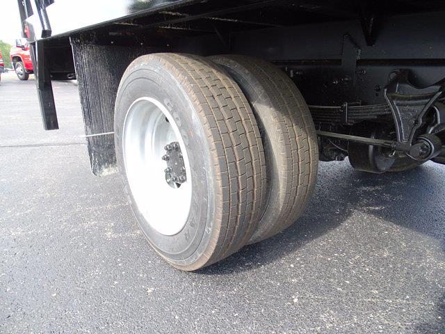 2021 Silverado Medium Duty Regular Cab DRW 4x2,  Monroe Truck Equipment Work-A-Hauler II Stake Bed #3210563 - photo 9