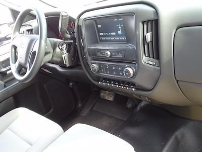 2021 Silverado Medium Duty Regular Cab DRW 4x2,  Monroe Truck Equipment Work-A-Hauler II Stake Bed #3210563 - photo 6