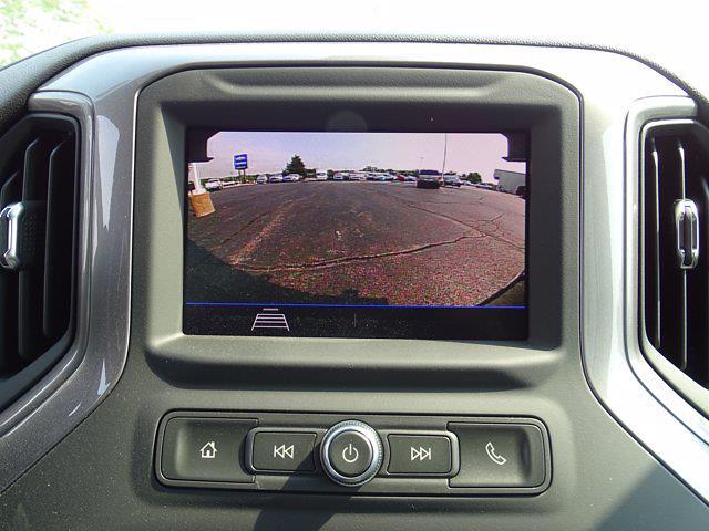 2021 Silverado 3500 Crew Cab 4x2,  Reading Landscaper SL Landscape Dump #3210572 - photo 23