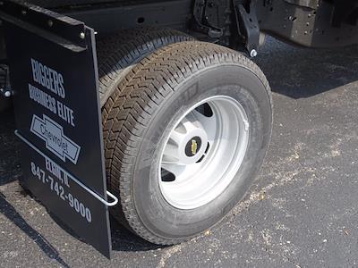 2021 Silverado 3500 Crew Cab AWD,  Dump Body #3210592 - photo 11
