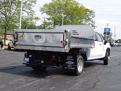 2021 Silverado 3500 Crew Cab AWD,  Dump Body #3210592 - photo 2