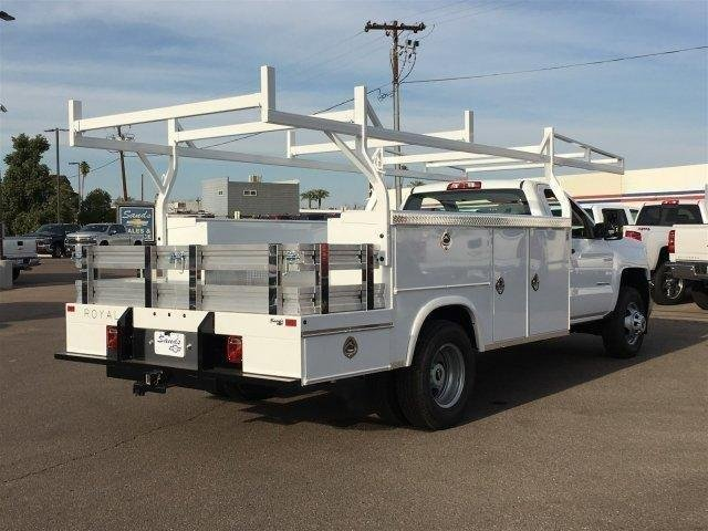 2019 Silverado 3500 Regular Cab DRW 4x2,  Royal Combo Body #196773 - photo 1