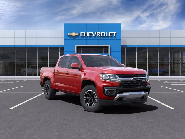 2021 Chevrolet Colorado Crew Cab 4x4, Pickup #215910 - photo 1