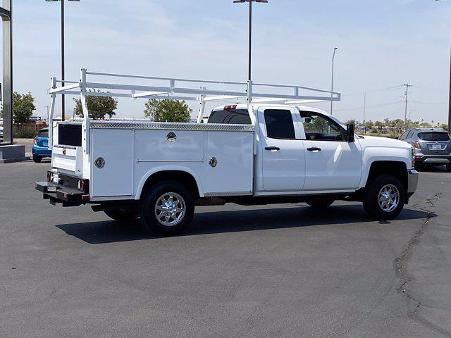 2018 Chevrolet Silverado 2500 Double Cab 4x2, Service Body #216684A - photo 1