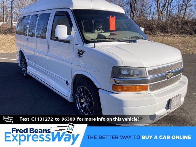 2012 Chevrolet Express 1500 4x2, Passenger Wagon #C00108P - photo 1