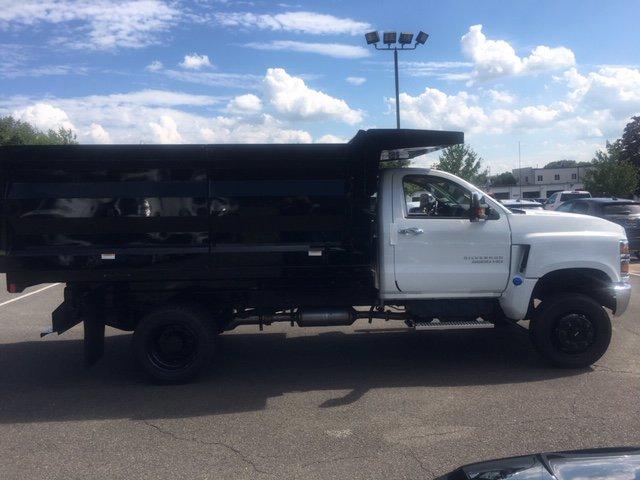 2020 Chevrolet Silverado Medium Duty Regular Cab DRW 4x4, Rugby Landscape Dump #C00435 - photo 1