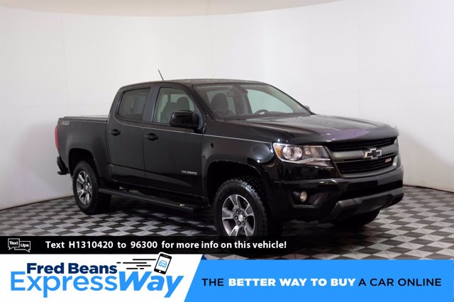 2017 Chevrolet Colorado Crew Cab 4x4, Pickup #C00496X1 - photo 1