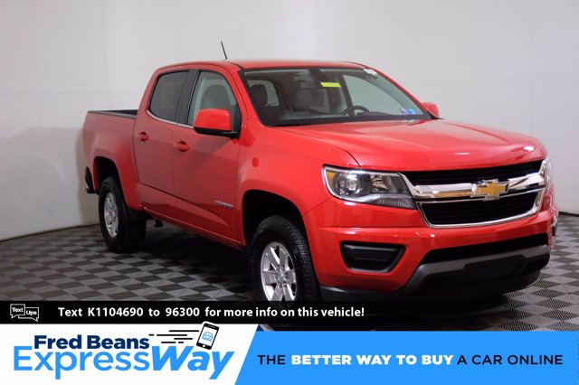 2019 Chevrolet Colorado Crew Cab 4x4, Pickup #C00579X - photo 1