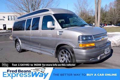 2020 Chevrolet Express 2500, Passenger Wagon