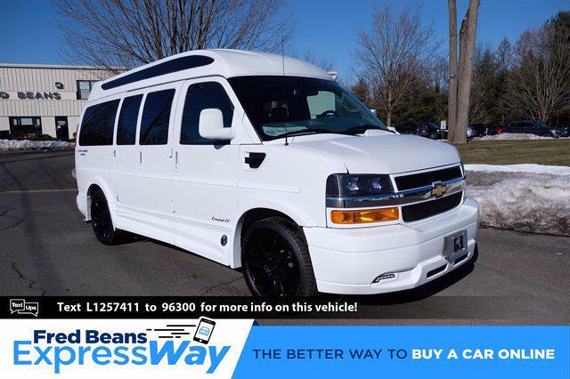 2020 Chevrolet Express 2500 4x2, Empty Cargo Van #C00594 - photo 1